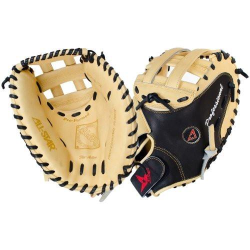 "All-Star Vela Pro CMW3000 33.5"" Fastpitch Softball Catcher's Mitt"