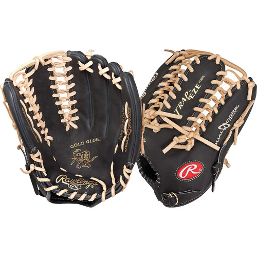 Rawlings PRO601DCC Heart of the Hide 12.75 inch Dual Core Baseball Glove (Left Hand Throw)
