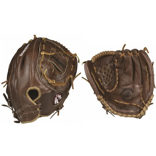 Nokona Walnut WS-1400-C Softball Glove 14 inch Right Hand Throw