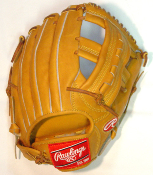 Rawlings Heart of Hide PRORV23 Tan Baseball Glove 12.25 inch Right Hand Throw PRORV23-Right Handed Throw