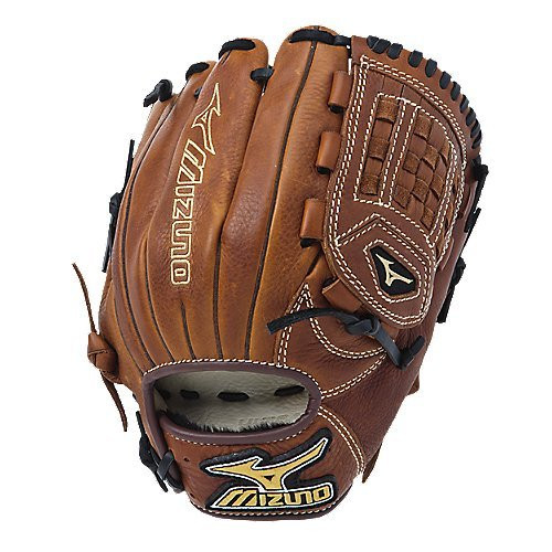 Mizuno GMVP1151B1 MVP Baseball Fielder's Mitt (Copper, 11.50-Inch) (Right Handed Throw)