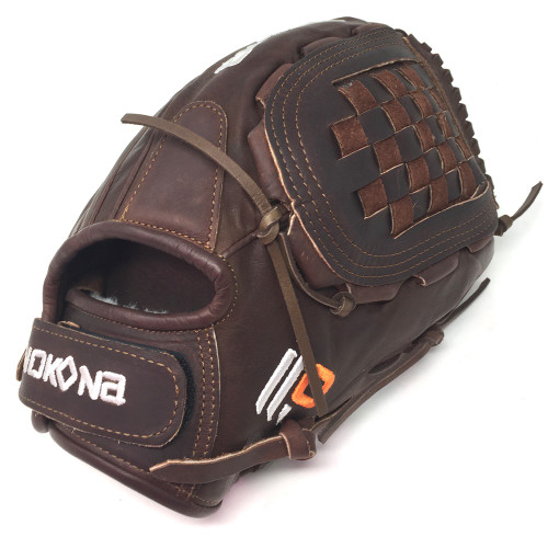 Nokona X2 Elite X2-V1250C Fast Pitch Softball Glove Right Hand Throw 12.5