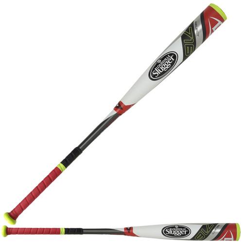 Louisville Slugger WTLYBS7162-31 YB Select 716 Baseball Bat WhiteBlack 31 inch 19 oz