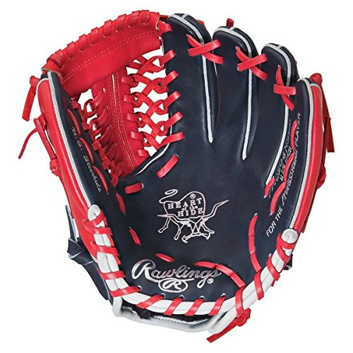 Rawlings PRO204NSLE Bryce Harper 11.5 inch Baseball Glove (Right Hand Throw)