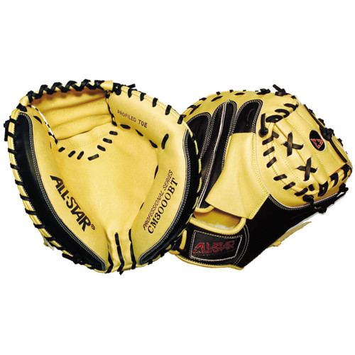 All-Star Professional CM3000 Series 35 Baseball Catchers Mitt