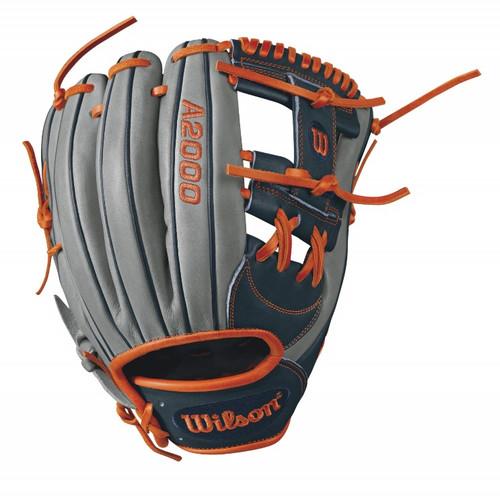 Wilson A2000 Carlos Correa Game Model Infield Baseball Glove