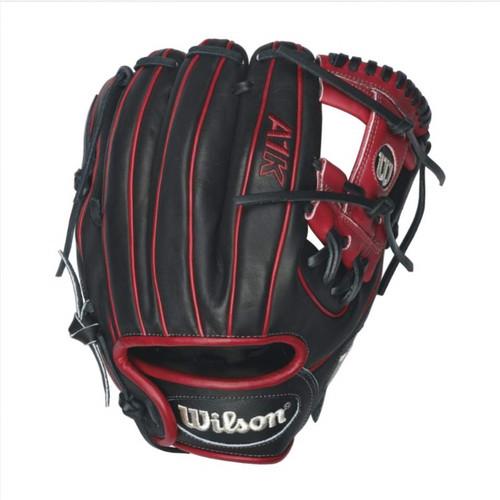 Wilson A1K DP15 Pedroia Fit Infield Baseball Glove