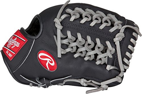 Rawlings PRO204DC-4BG HOH Dual Core Baseball Glove Black Right Hand Throw
