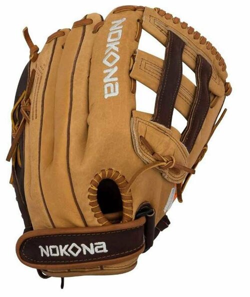 Nokona Select Plus S-V1250H 2019 Softball Glove Fastpitch 12.5 Right Hand Throw