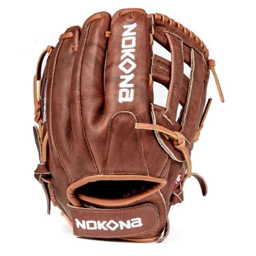 Nokona Walnut Classic W-V1200H Softball Glove Right Hand Throw