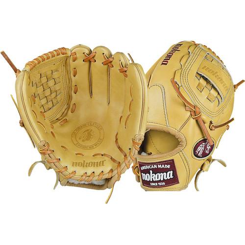 Nokona 12 inch American Legend Baseball Glove (Right Handed Throw)