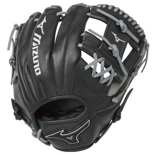 Mizuno MVP Prime SE 11.5 Inch GMVP1154PSE5 Baseball Glove Black Smoke Right Hand Throw