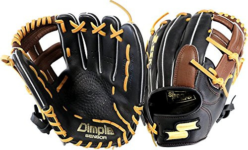 SSK Highlight Pro Series  S1799P 11.5 Infield Baseball Glove Single Post Web Right Hand Throw