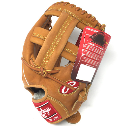 Rawlings HOH PROSPT Baseball Glove Horween Leather 11.75 Right Hand Throw