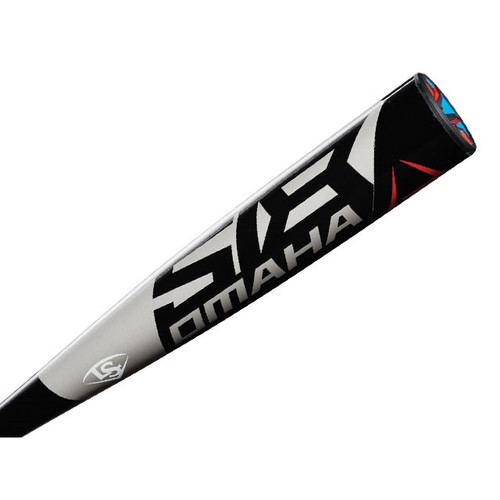 Louisville Slugger WTLSLO518J1026 Omaha 518 -10 Junior Big Barrel Baseball Bat 2 3/4