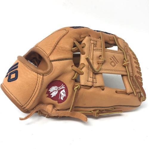 "Nokona 11.25"" Youth Baseball Glove Tan XFT-200I Right Hand Throw"