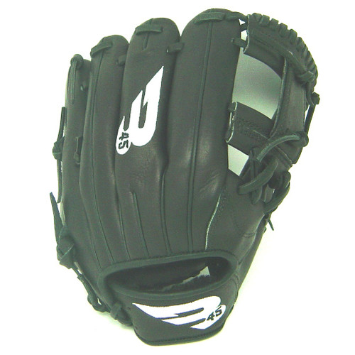 B45 Black 11.25 Baseball Glove I Web Right Hand Throw
