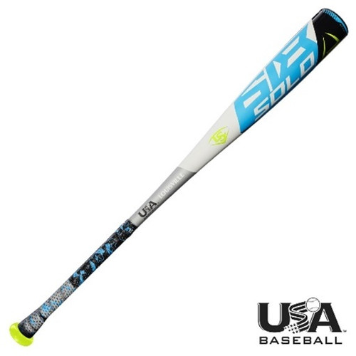 Louisville Slugger -11 USA Solo 618 2 5/8 Baseball Bat 29 inch 18 oz