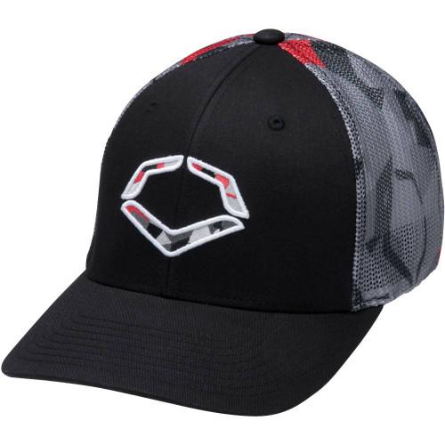 Evoshield Shrapnel Flex-Fit Trucker Cap Hat Large X-Large