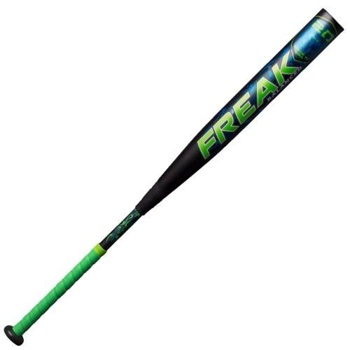Miken Freak 20th Anniversary ASA Balanced MF20BA Slowpitch Softball Bat 34 in 28 oz