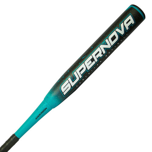 Anderson Supernova -10 Fast pitch Softball Bat 33 Inch 23 oz