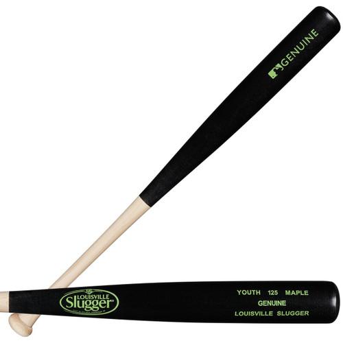 Louisville Slugger Youth 125 Maple Genuine Wood Baseball Bat 29 inch