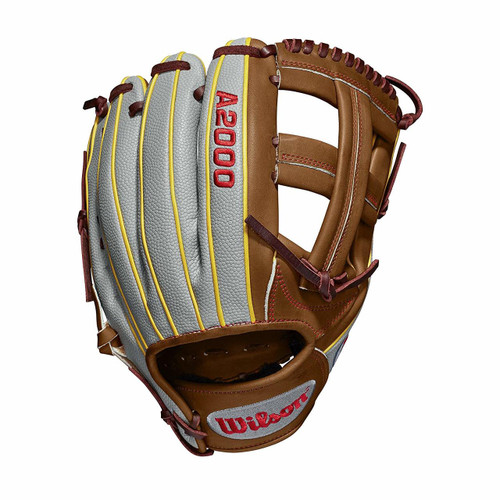 Wilson A2000 DP15 Pedroia Fit 11.75 Baseball Glove 2019 Right Hand Throw