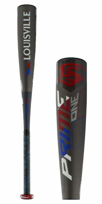 Louisville Slugger 2019 Prime ONE 919-12 USSSA Baseball Bat WTLSLP119X12 28 inch 16 oz