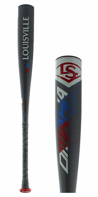 Louisville Slugger 2019 Omaha 519-10 USSSA Baseball Bat WTLSLO519X10 27 inch 17 oz