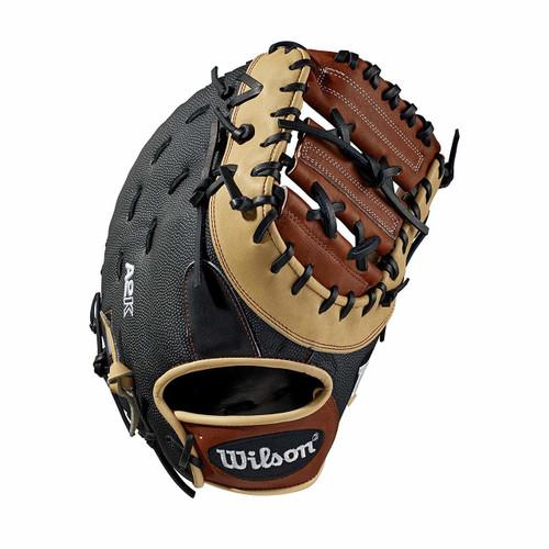 Wilson A2K First Base Mitt 1617 SS Right Hand Throw 12.5