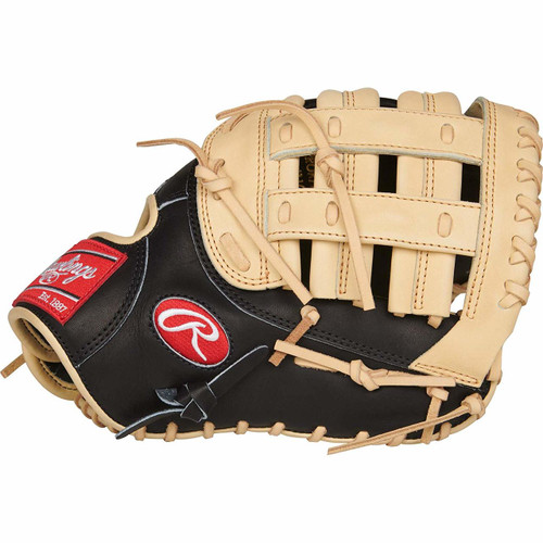 Rawlings Heart of Hide R2G PRORFM18-17BC First Base Mitt 12.5 Right Hand Throw