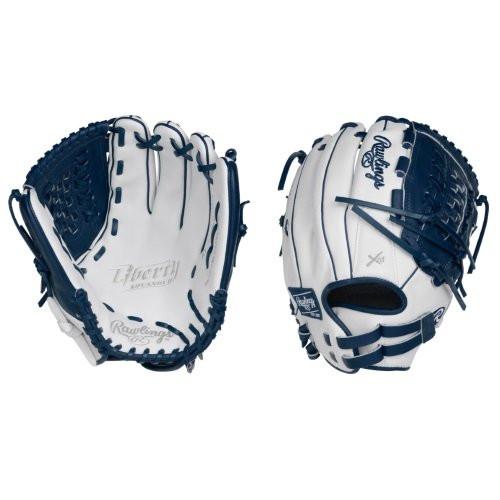 Rawlings Liberty Advanced RLA125-18WN Fastpitch Softball Glove 12.5 Right Hand Throw