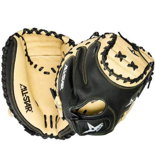 All-Star Baseball Catchers Mitt CM3031 Right Hand Throw 33.5 Inch