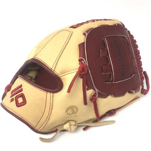 Nokona SKN Series 12 Inch SKN-1-BL Baseball Glove Right Hand Throw