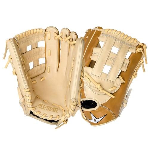 All-Star Pro Elite 12.75 H Web Baseball Glove Right Hand Throw