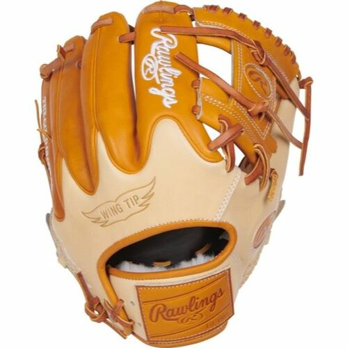 Rawlings Heart of Hide Pro Label PRO204W-2CRT Baseball Glove 11.5 Right Hand Throw