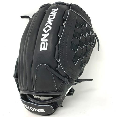 Nokona Supersoft  XFT-V1250-OX Softball Glove 12.5 inch Right Hand Throw