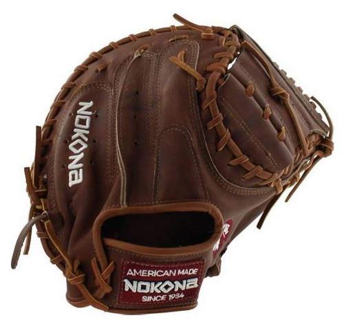 Nokona Catchers Mitt W-3350C Right Hand Throw 33.5 inch