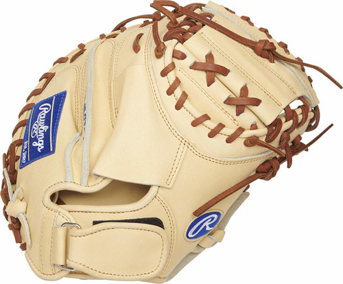 Rawlings Heart of The Hide Salvador Perez Catchers Mitt 32.5 Right Hand Throw