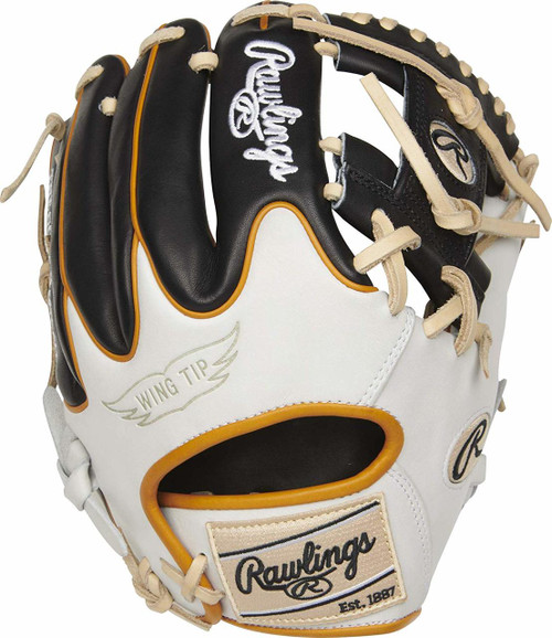 Rawlings Heart of The Hide R2G Baseball Glove 11.5 I Web Right Hand Throw