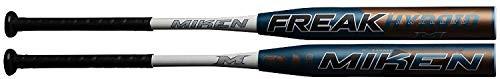 Miken Freak Hybrid 12 Maxload Slowpitch Softball Bat USSSA 34 inch 25 oz