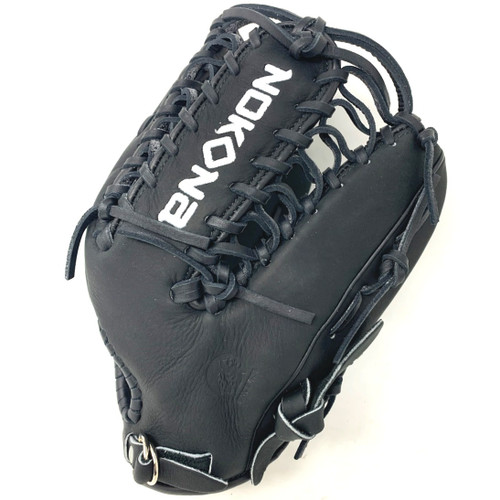 Nokona Supersoft Full Trap Web 12.5 Inch XFT-7-OX Baseball Glove Right Hand Throw