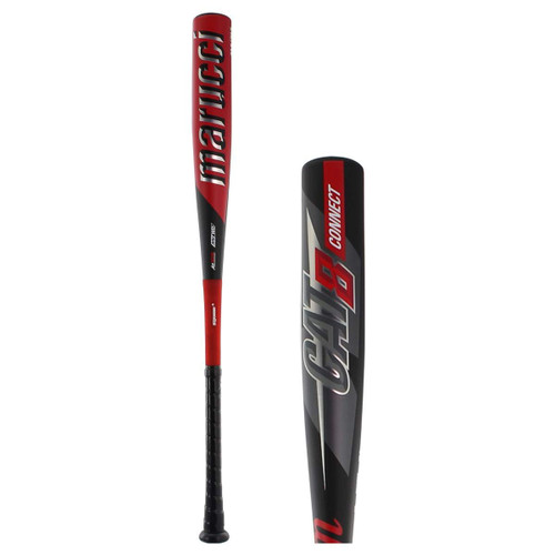 Marucci Cat8 Connect Black -3 BBCOR Baseball Bat 32 inch 29 oz MCBCC8CB