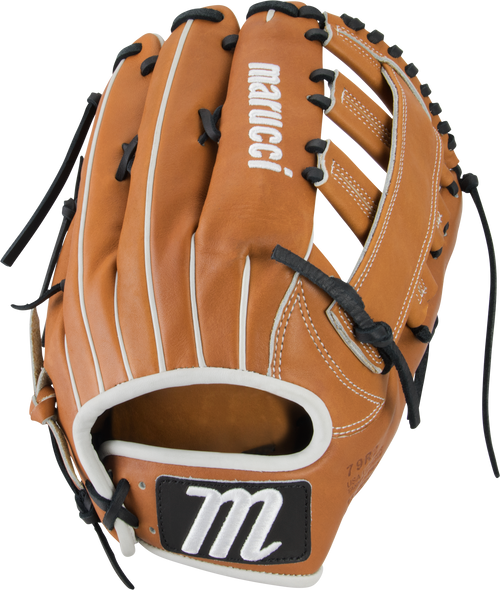Marucci Capitol 12.75 Baseball Glove 79R2 Two Bar Post Web Right Hand Throw