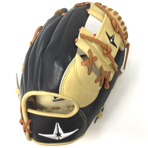 All-Star Anvil Weighted Training Baseball Glove 11.5 I Web Right Hand Throw