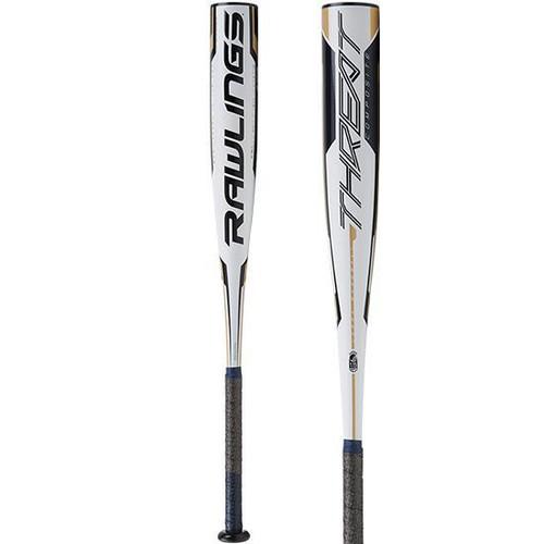 Rawlings 2020 -12 Threat USSSA Baseball Bat 30 inch 22 oz