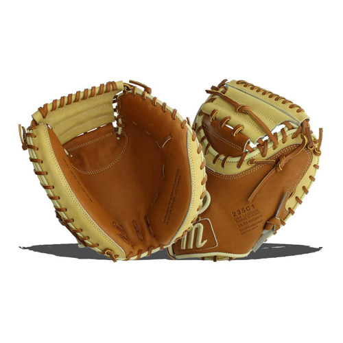 Marucci Cypress Catchers Mitt  33.5 Baseball Glove 235C1 Right Hand Throw