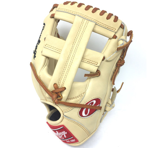 Rawlings Heart of the Hide PRO-TT2 Camel Baseball Glove 11.5 Right Hand Throw