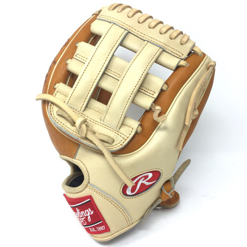 Rawlings Heart of the Hide PRO314 Baseball Glove 11.5 H Web Right Hand Throw