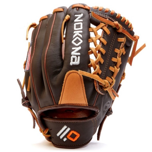 Nokona Youth Alpha Select 11.25 Baseball Glove 2020 Right Hand Throw